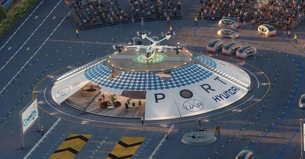 İngiltere, dünyanın ilk uçan otomobil havalimanını inşa ediyor - 3