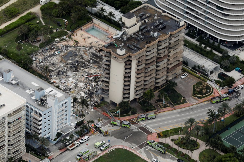 Building collapsed in the USA: Loss of life increased to 4, 159 people missing - 32