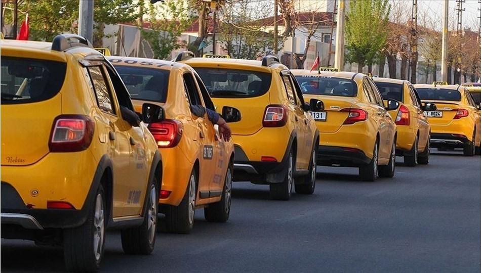 Ticari taksi plakaları 400 bin lira arttı (Uber etkisi) | NTV