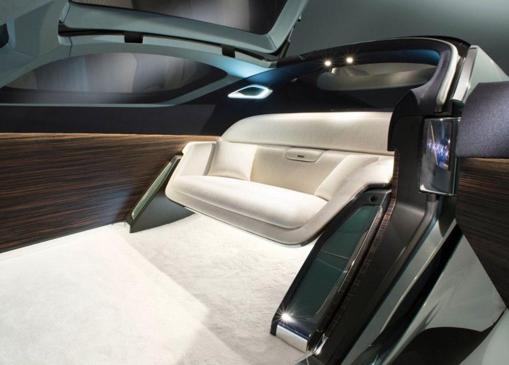 Rolls-Royce'un ilk elektrikli otomobili: İsmi açıklandı - 10