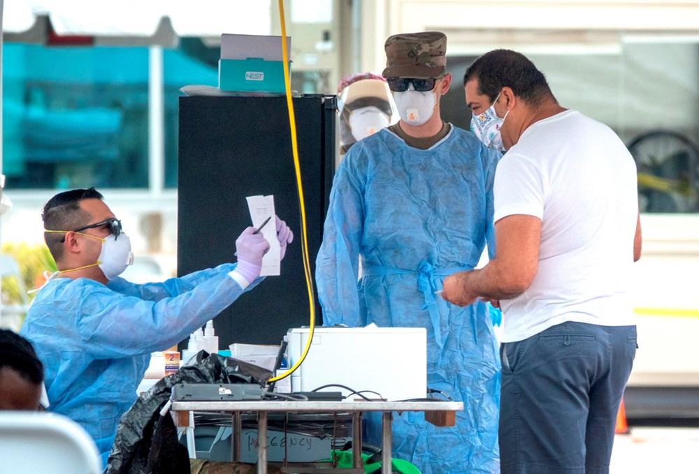 ABD'de corona virüs vaka sayısı 4 milyonu aştı - 2