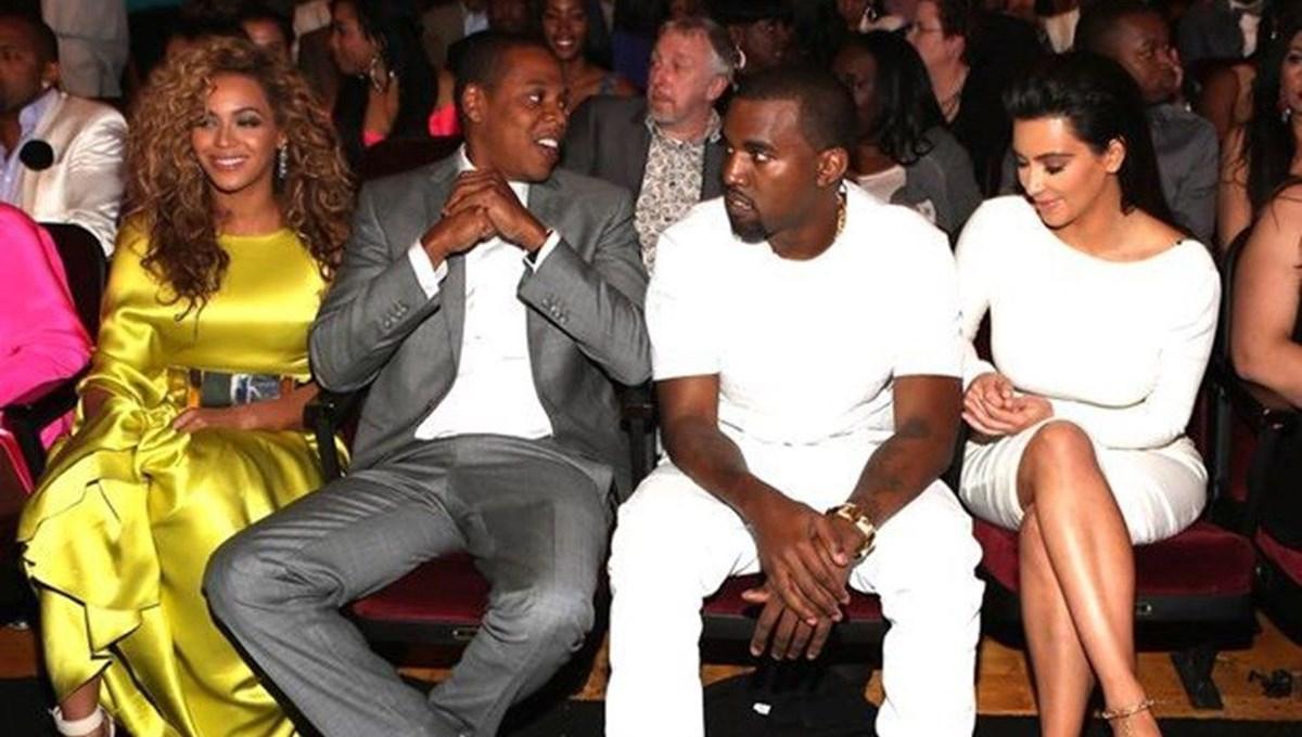 Dargın rap şarkıcıları Kanye West ile Jay-Z yıllar sonra yeni şarkı için buluştu