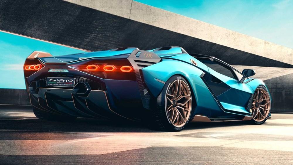 Lamborghini Sion Roadster tanıtıldı (Sadece 19 adet üretilecek) - 12