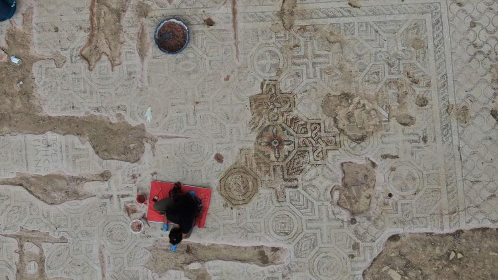 İznik'te Hisardere kazılarında iki lahit bulundu: Mumyalanmış 3 iskelet - 16
