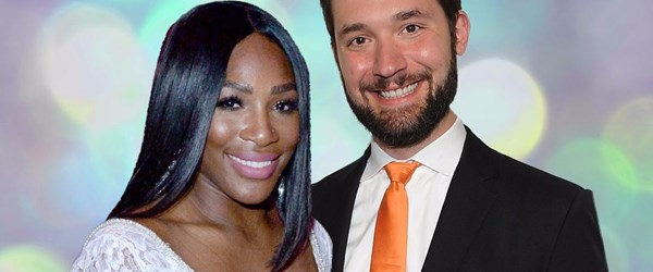 Serena Williams ile Alexis Ohania evlendi