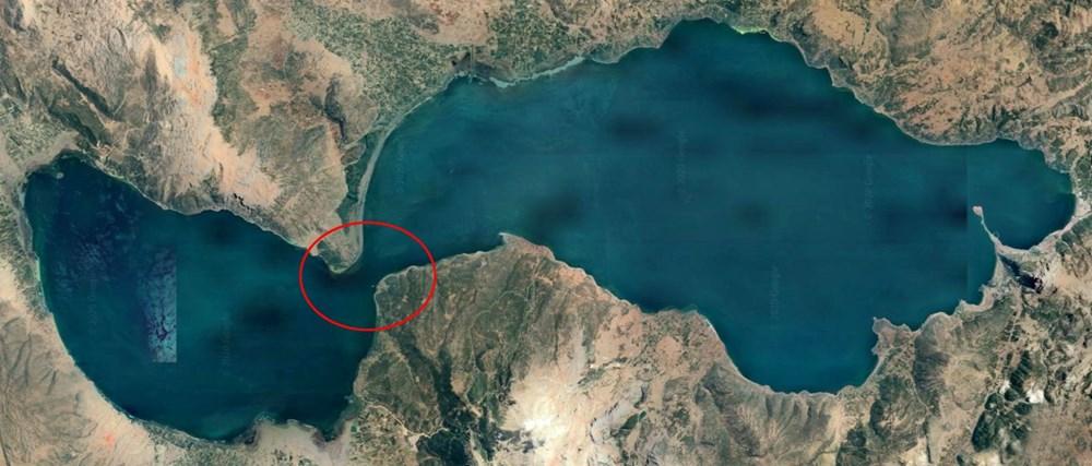 Eğirdir Gölü'nde büyük tehlike: İkiye bölünüyor - 8