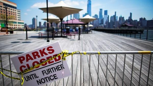 ABD'de salgının en fazla etkilediği ikinci eyalette parklar açılıyor