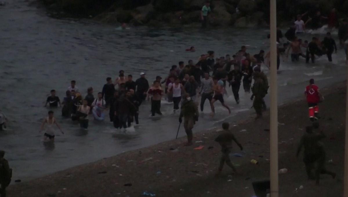 Refugee drama off the coast of Spain