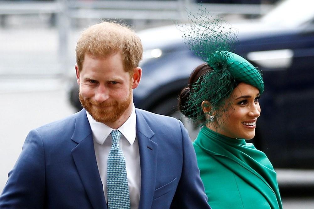 Prens Harry ve eşi Düşes Meghan Markle ikinci çocuklarını beklediklerini açıkladı - 2