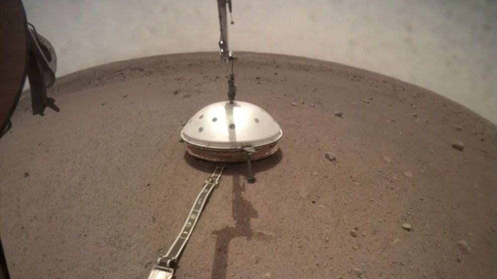 NASA'nın InSight aracı Mars'ta meydana gelen en şiddetli depremi kaydetti - 10