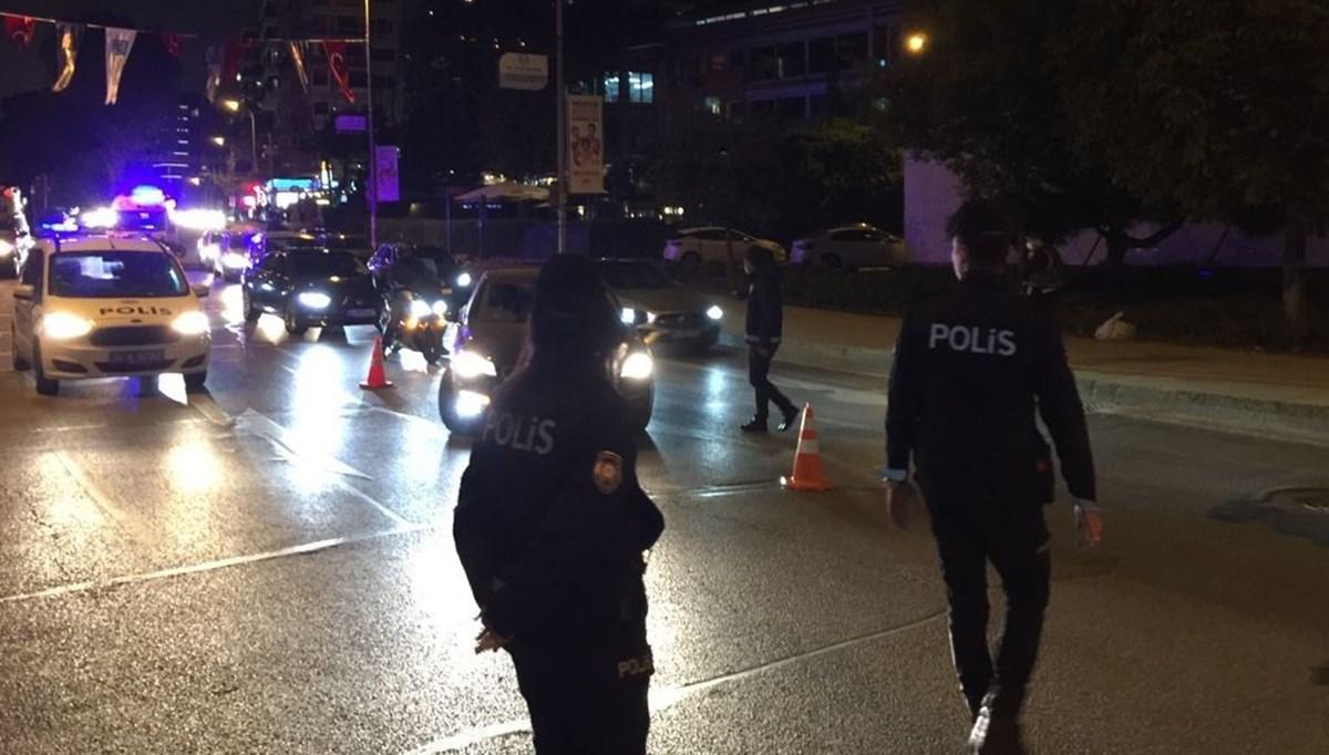 İstanbul'daki asayiş uygulamasında aranan 405 şüpheli yakalandı