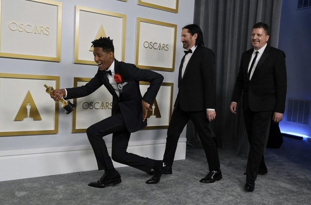 2021 Oscar Ödülleri sahiplerini buldu (93. Oscar Ödülleri'ni kazananlar) - 19