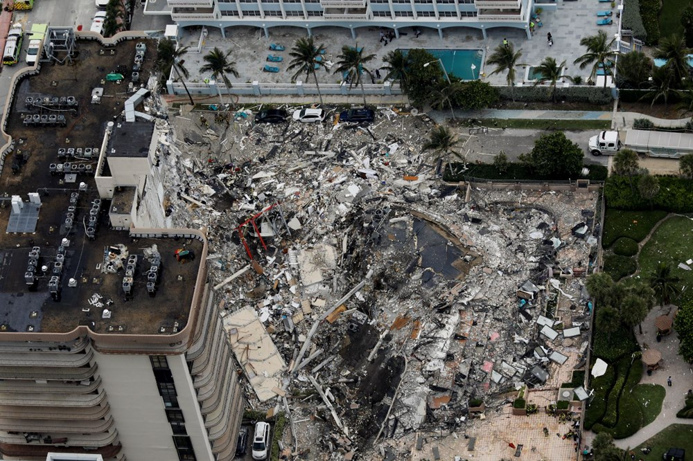 Building collapsed in the USA: Loss of life increased to 4, 159 people missing - 33