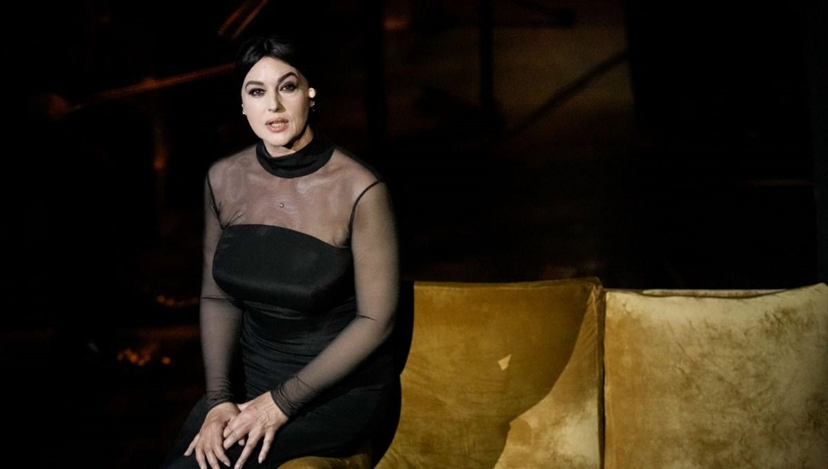 Monica Belluci, Türkiye'de tiyatro sahnesine çıkacak