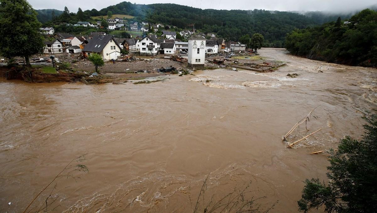 Flood disaster in Germany: 42 people died