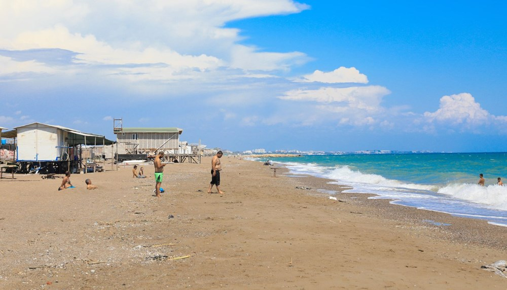 Lüks tatilin bedavaya sunulduğu 'Çardak Beach' çöplük oldu - 20