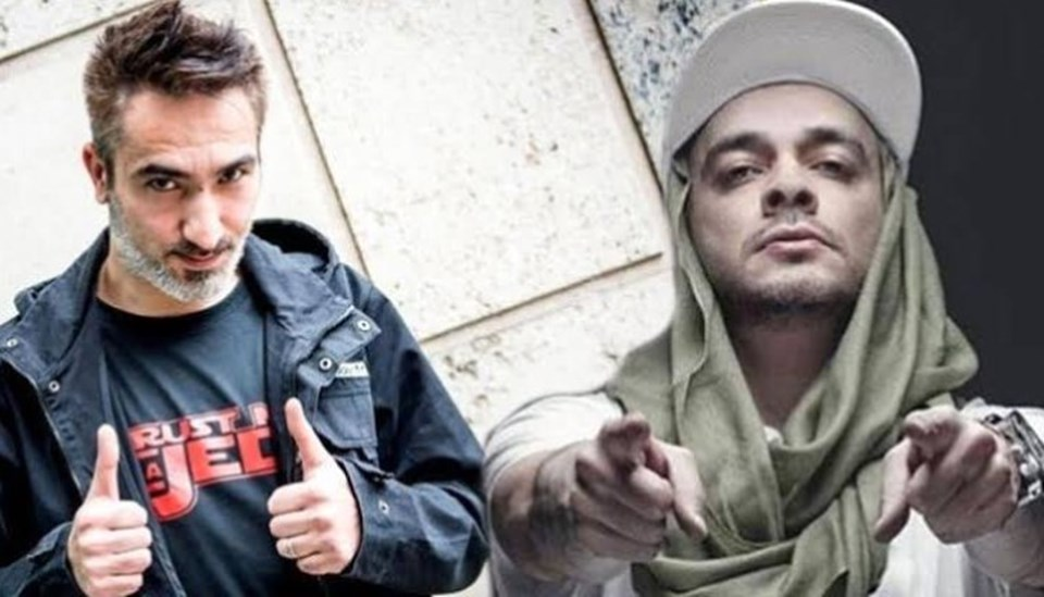Araları açık olan ikiünlü rapçi Sagopa ve Ceza bir süredir konuşmuyor.