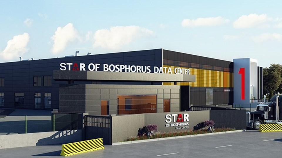 Tuzla'daki Star of Bosphorus, 16 MW toplam elektrik gücü ile 24 bin metrekare kapalı alana kurulu.