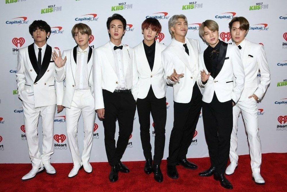 BTS'ten yeni rekor - 6