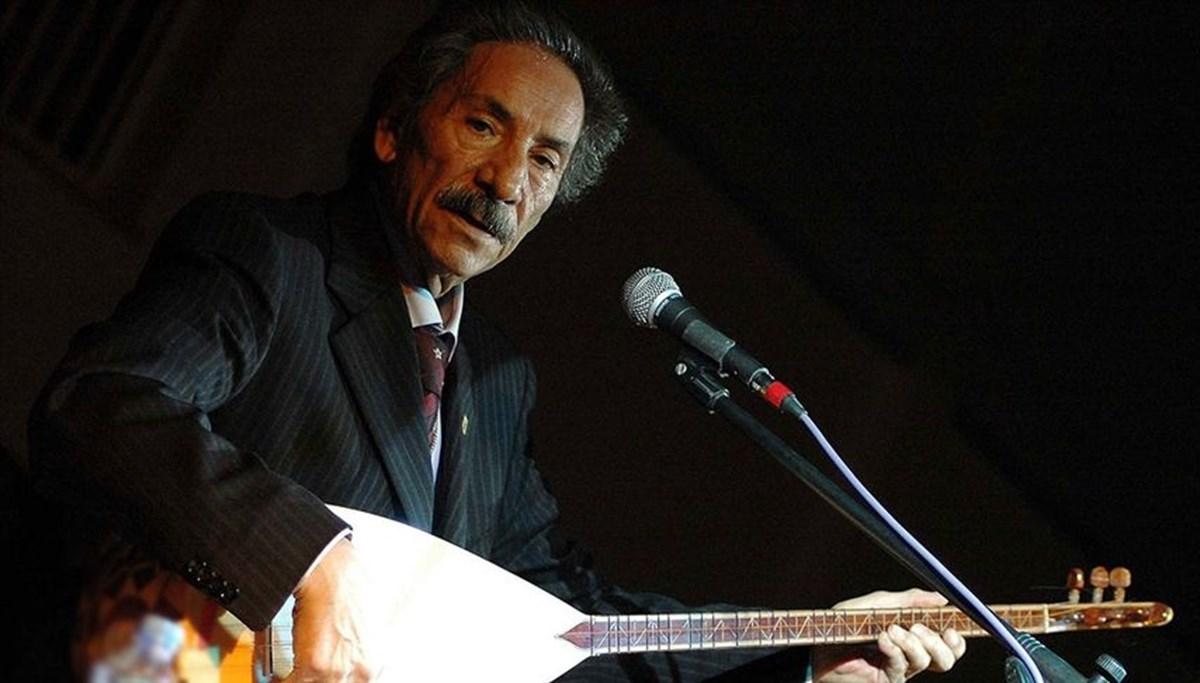 Halk müziğinin usta ismi Ali Ekber Çiçek vefat yıl dönümünde anılıyor
