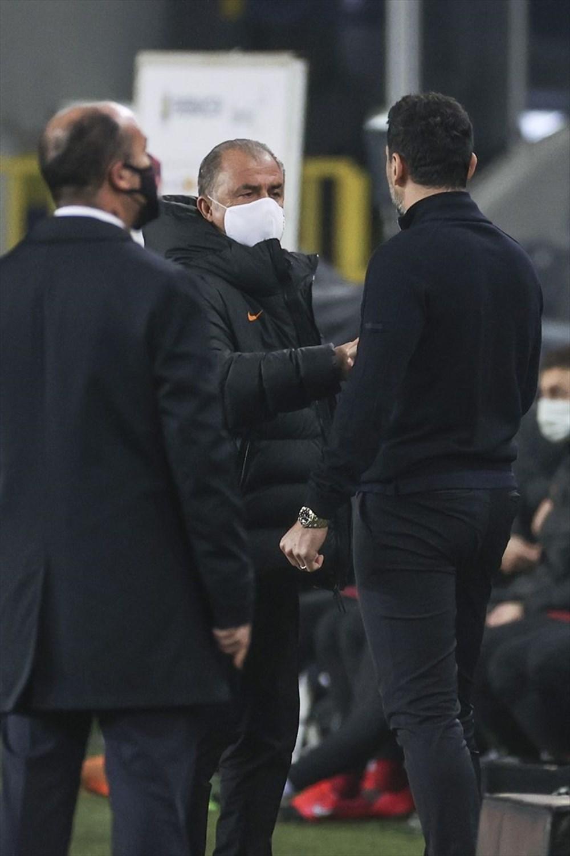 Derbide kazanan Galatasaray - 16