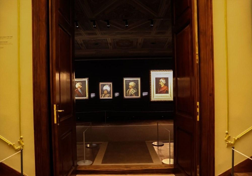 553 eser Osmanlı saray resminin tek temsilcisi Milli Saraylar Resim Müzesi'nde - 6