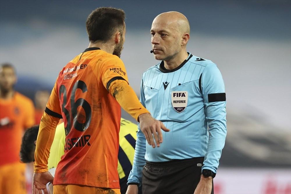 Derbide kazanan Galatasaray - 11