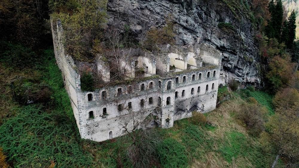 Vazelon Manastırı'nın restorasyonu başka bahara kaldı - 1