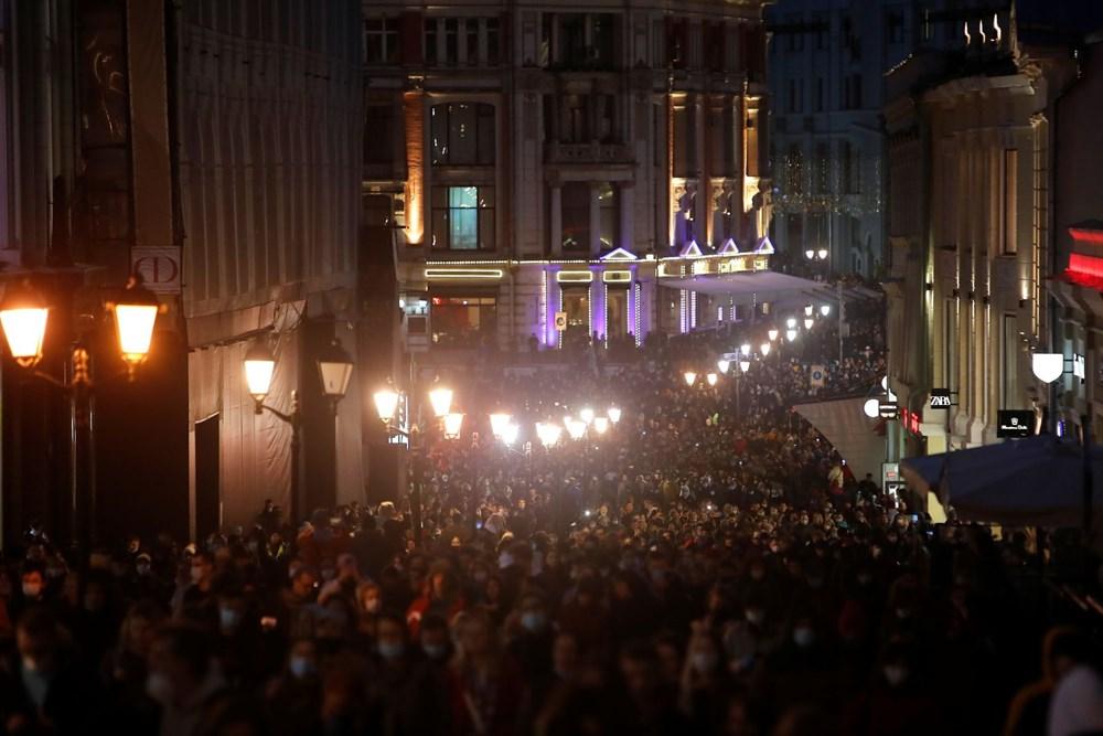 Rusya'da Navalny protestoları: Bin 700'den fazla kişi gözaltına alındı - 12