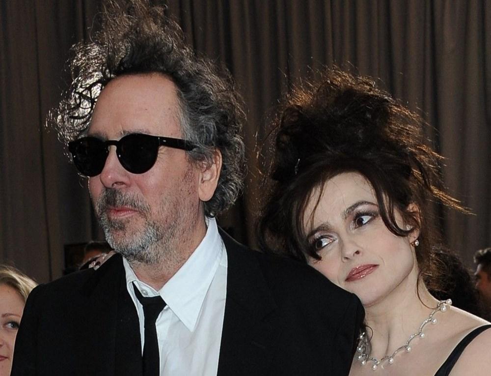Helena Bonham Carter: Tim Burton evlilik yerine film teklif etti - 3