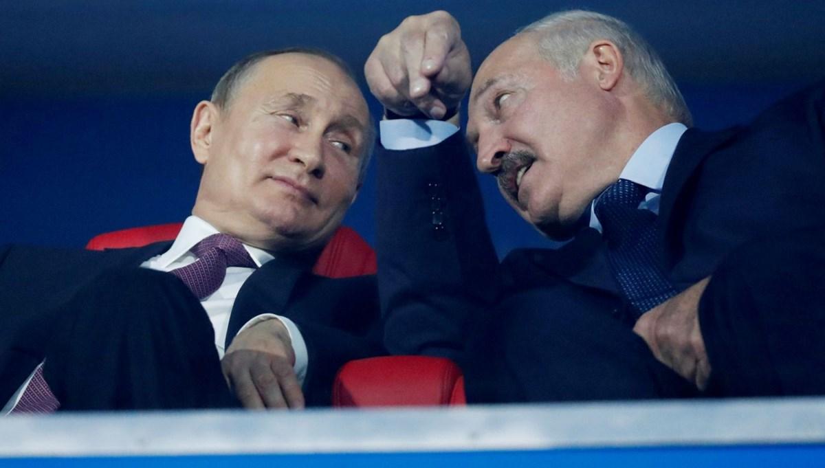 Lukaşenko: Sokağın baskısı altında hiçbir diyalog olmayacak