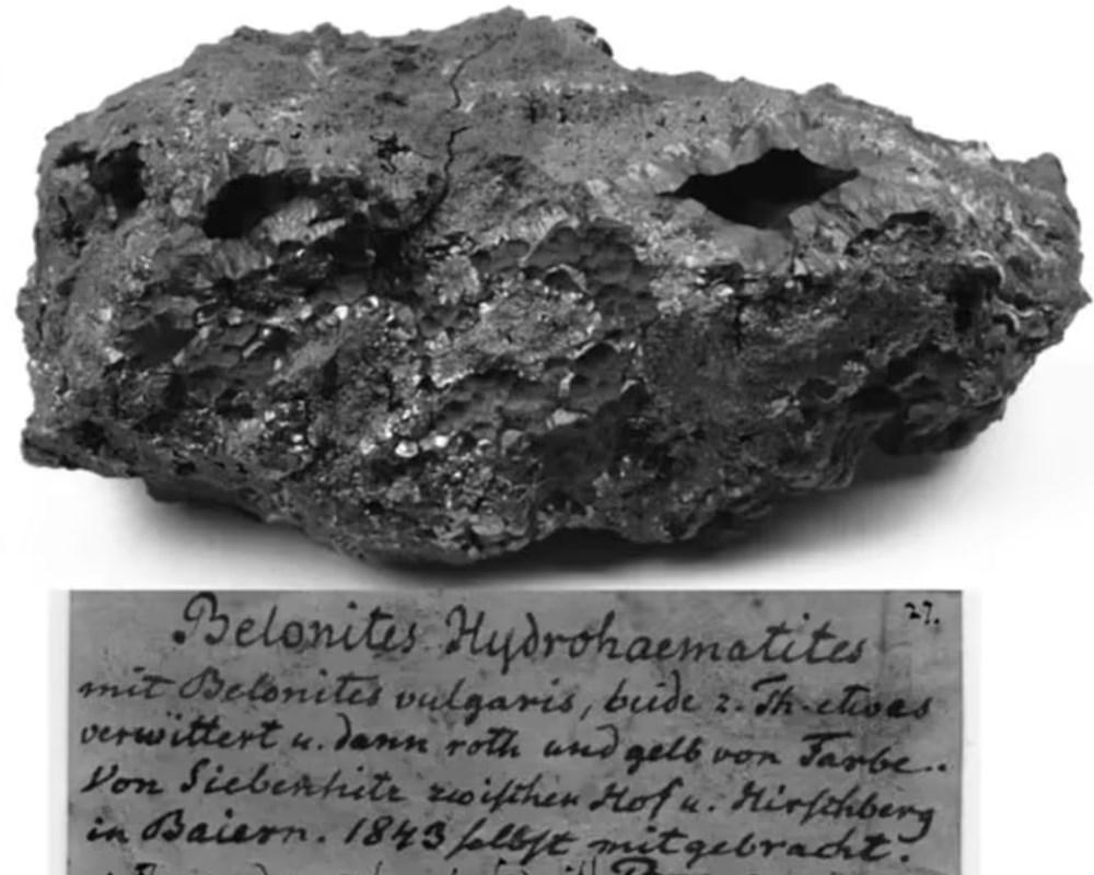 Mars'ta yaşamın var olabileceğine dair güçlü kanıtlar bulundu: Yaban mersini kayaları bol miktarda hidroksil içeriyor - 1