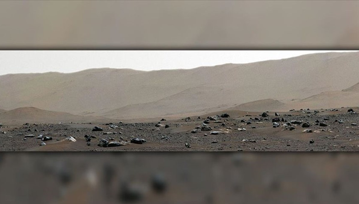 Perseverance Mars'taki iniş bölgesinin panoramasını kayda aldı