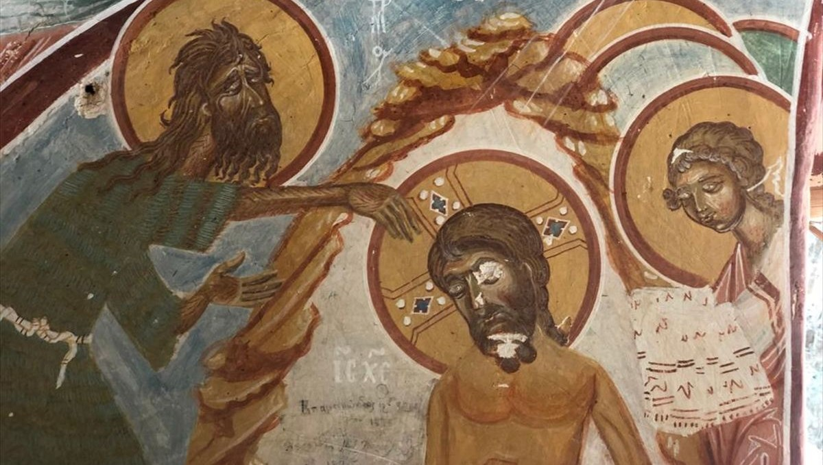Sümela Manastırı'nın kayalıklarındaki saklı şapel restore edilecek