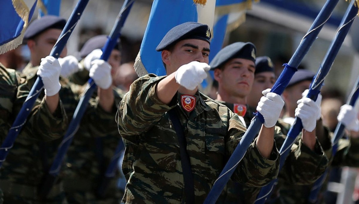 Yunanistan ordusunu güçlendirmeyi planlıyor