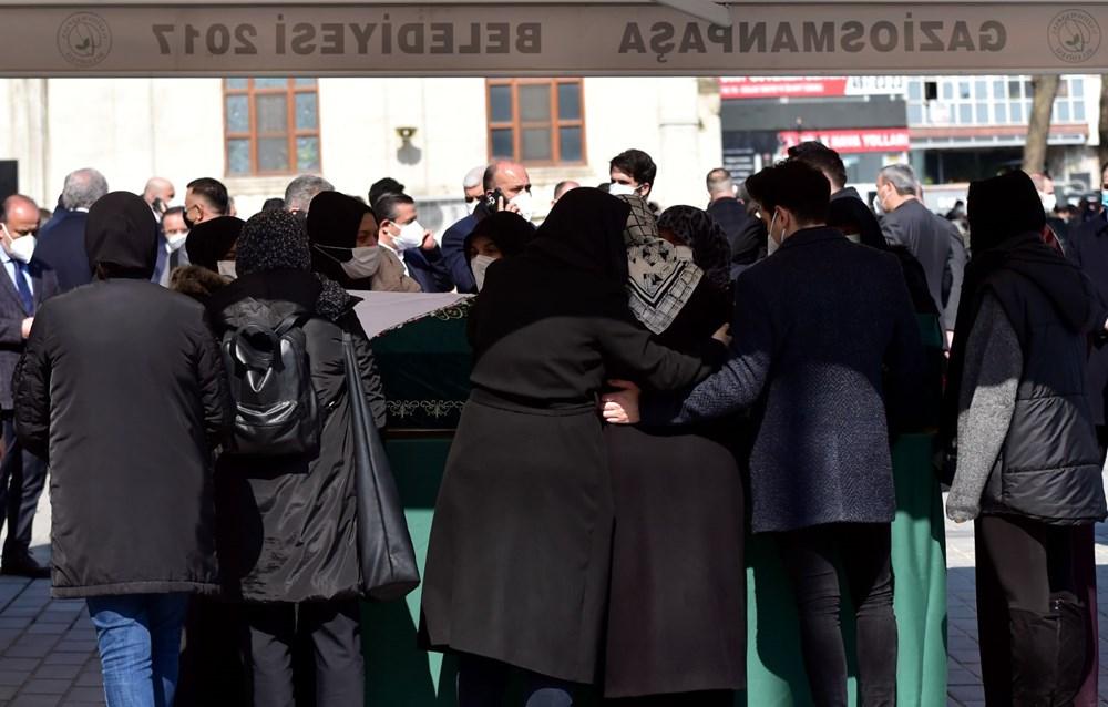 Soylu'nun annesi için tören düzenlendi (Cumhurbaşkanı Erdoğan da katıldı) - 7