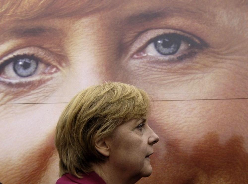 Almanya'da başa baş seçim yarışı - 15