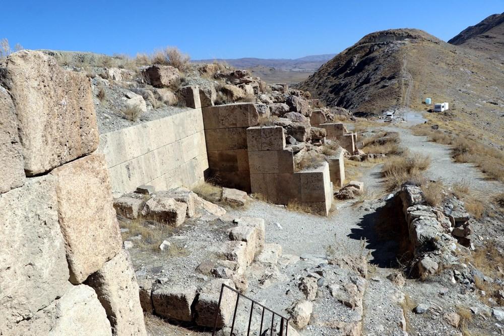 Urartuların 2 bin 750 yıl önce deprem önlemi aldığı belirlendi - 1