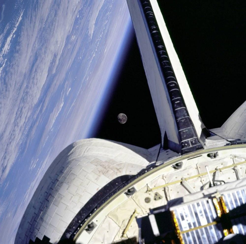 Ay'a 2025'ten önce gidilmeli: Uzayda havalar bozacak - 4