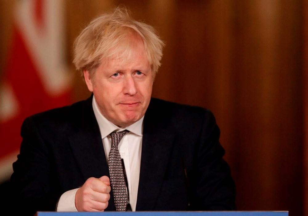 Boris Johnson: Saçlarım için elimden geleni yapıyorum - 2