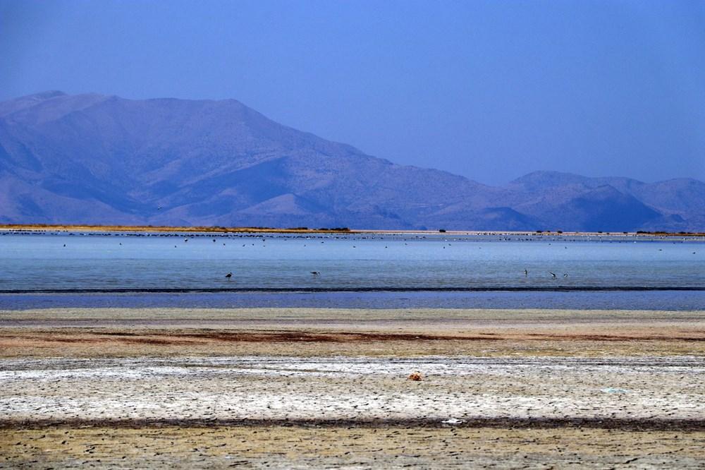 İklim değişikliğiyle Van Gölü büyük tehlike altında - 11
