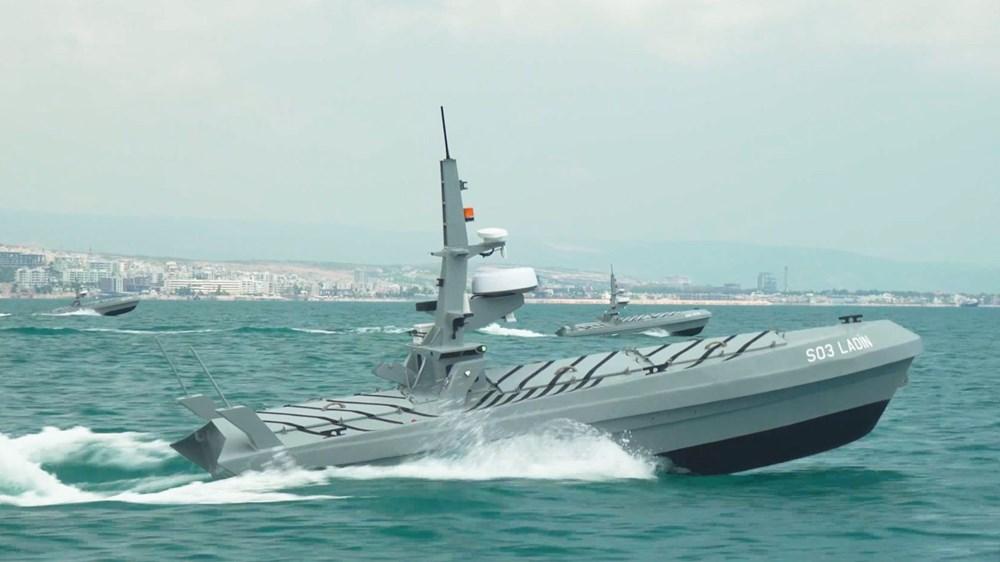 Türkiye'nin insansız deniz aracı sürüsü göreve hazırlanıyor (Türkiye'nin yeni nesil yerli silahları) - 1
