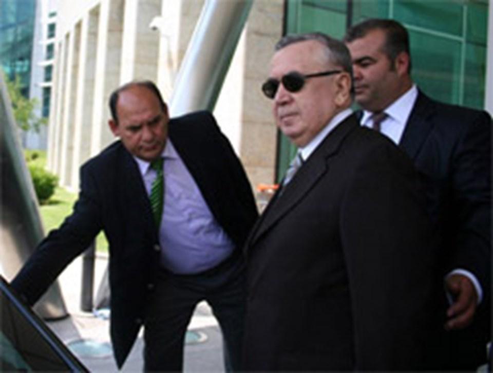 Beşşar Esad'ın özel temsilcisi Hasan Türkmani Ankara'daydı.