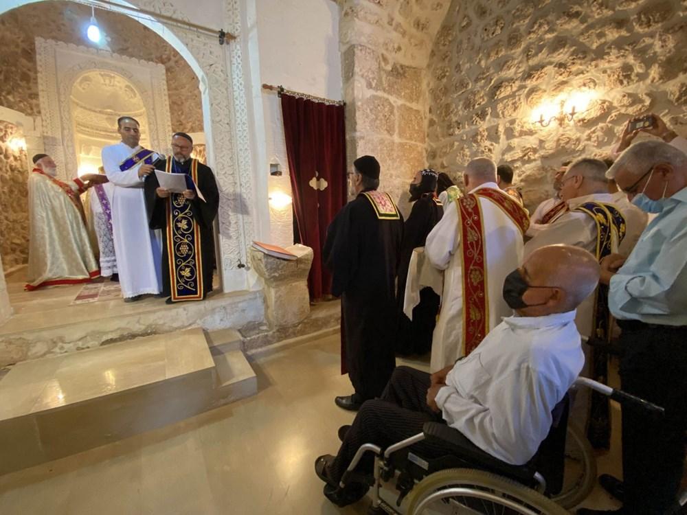 Midyat'ta Süryani cemaatinden 30 yıl sonra papaz töreni - 3