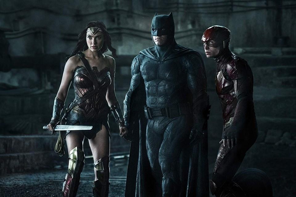 Batman karakterini en sonJustice League filminde Ben Affleck canlandırdı