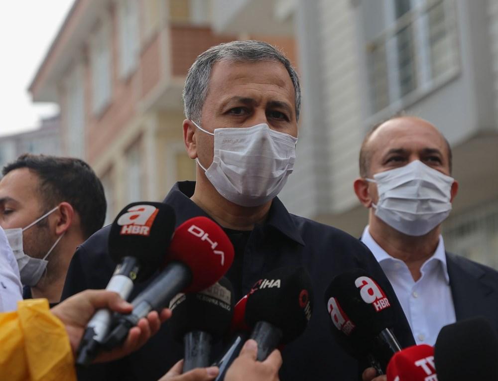 İstanbul'da sağanak, dolu ve hortum - 5
