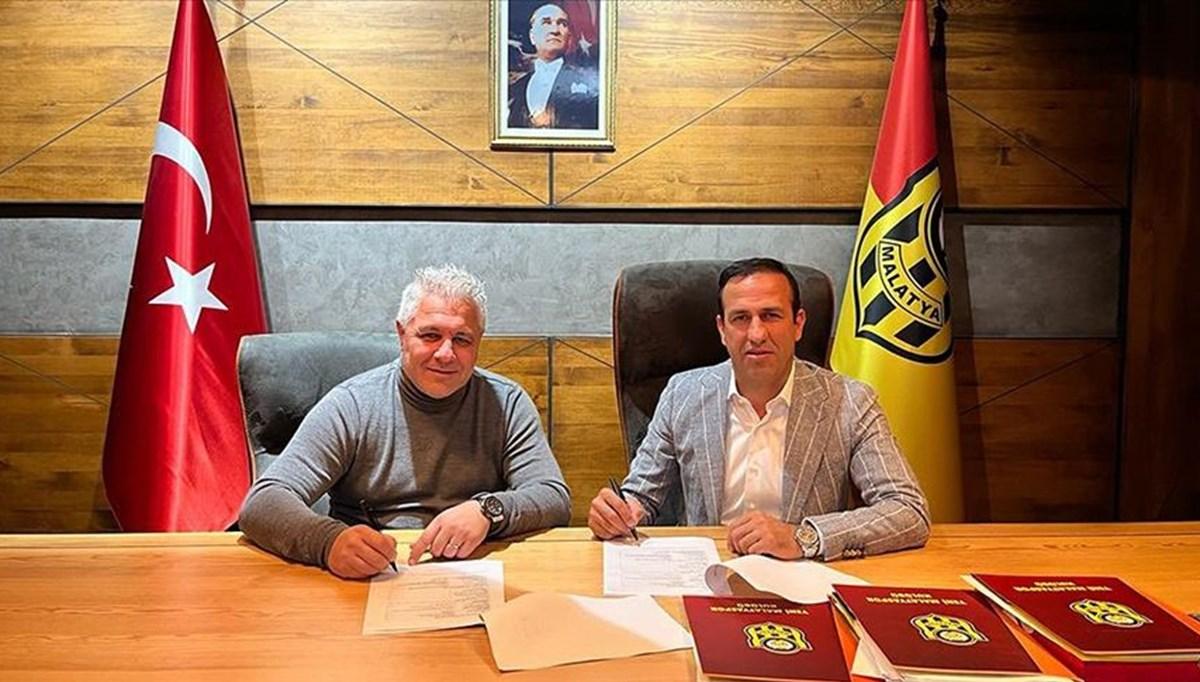 Yeni Malatyaspor, teknik direktörlüğe Sumudica'yı getirdi