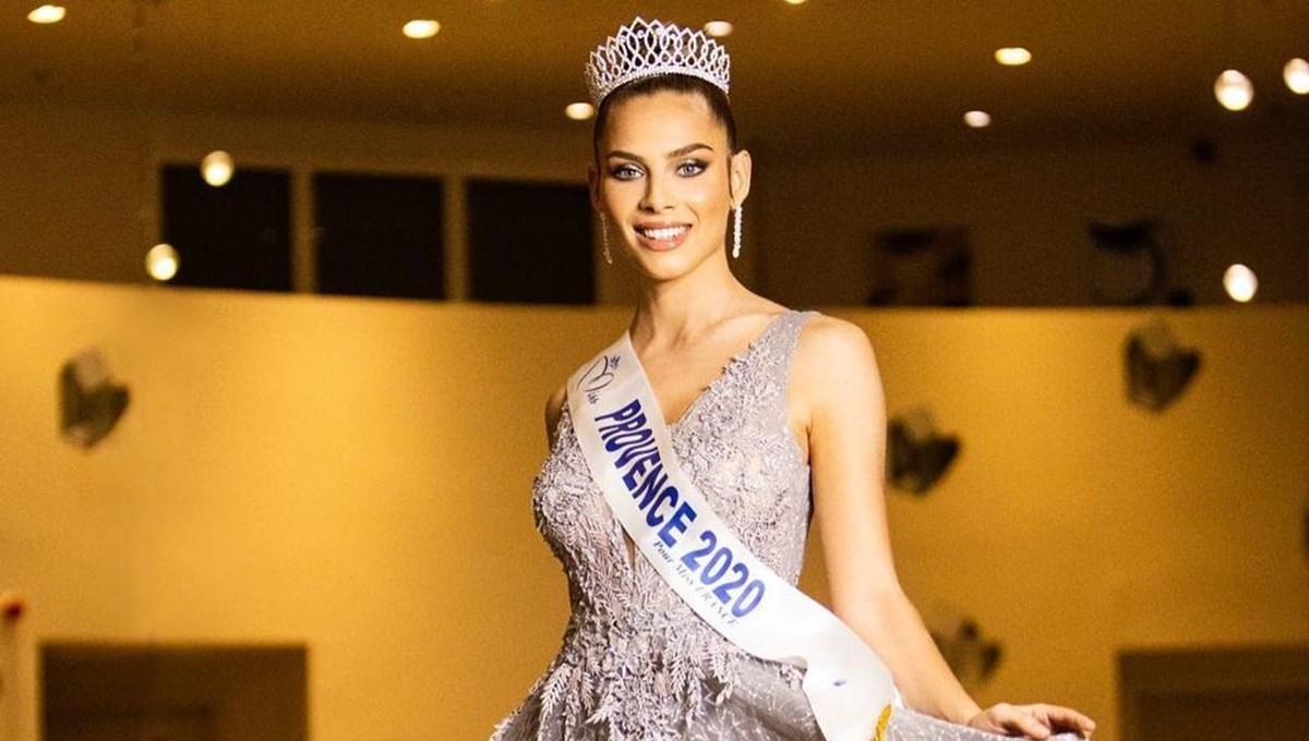 Miss France ikinci güzeli April Benayoum ile ilgili antisemitik yorumlar üzerine soruşturma başlatıldı