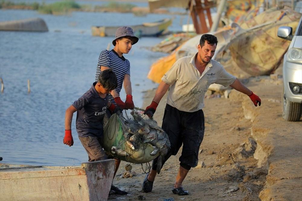 Necef Denizi: Kuraklığın ardından gelen mucize - 52