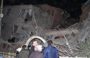 Deprem sonrası 184 artçı sarsıntı meydana geldi (En büyüğü 5,4)